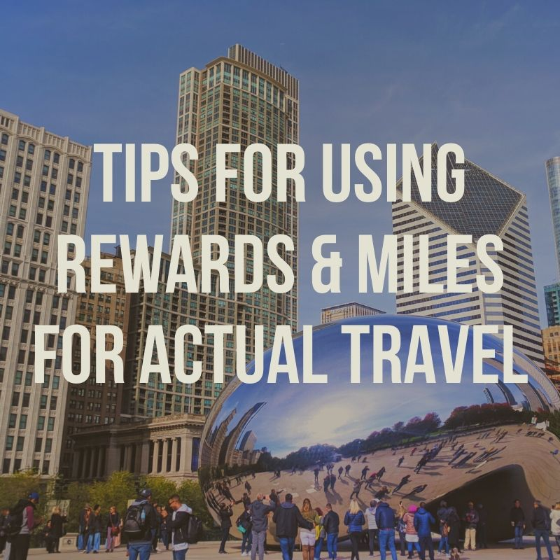 Podcast - Rewards and Miles for Travel
