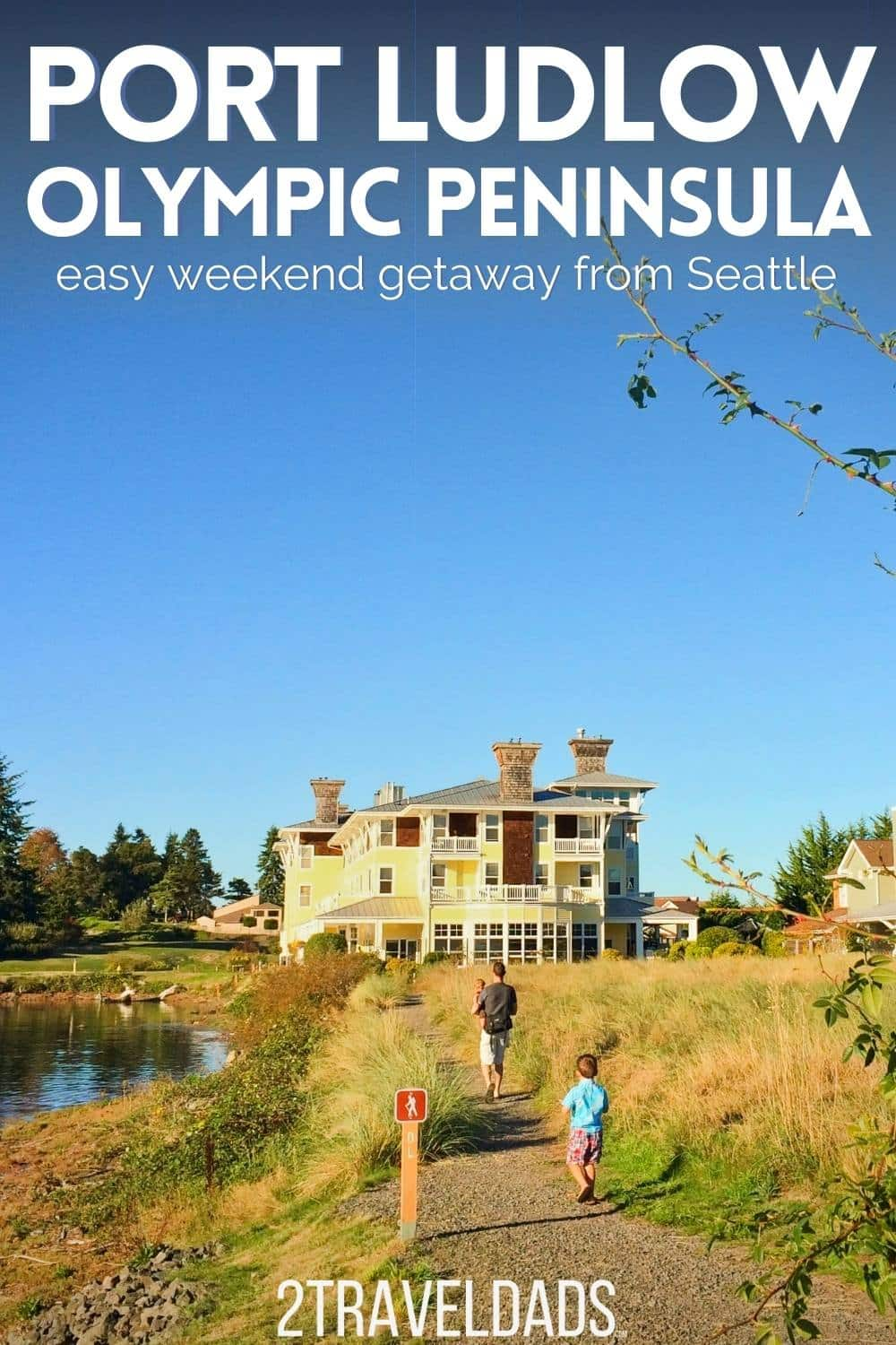 Port Ludlow on the Olympic Peninsula is a great, easy weekend getaway from Seattle or Tacoma. Make it a road trip stop or spend a few nights relaxing, eating amazing food and exploring the outdoors.