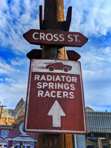 Radiator Springs Racers Cars Land Disneys California Adventure 2020 3