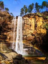Rainbow at Toccoa Falls Georgia 1