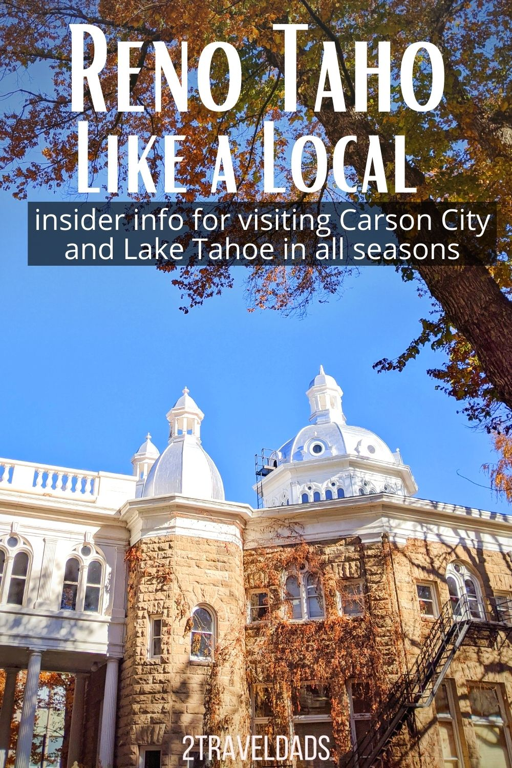 Visiting Lake Tahoe and Carson City is great any time of year when you have a local's insider information. Tips of when to visit and where to find great travel deals to the Reno Tahoe area.