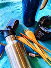 Reusable Travel utensils and cups 2