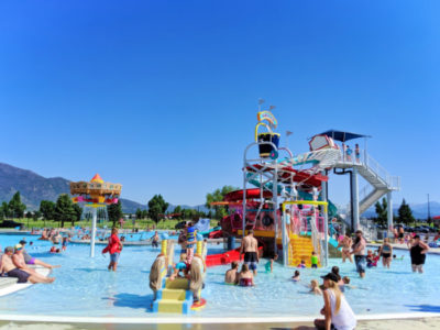 Ridge Waters Water Park at Stodden Park in Butte Montana 1