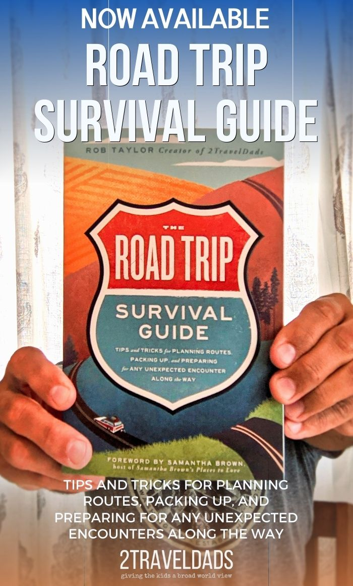 The Road Trip Survival Guide is a book perfect for helping new and veteran road trippers plan and enjoy road trip travel in a new way. From smart planning to minimalist packing, this book includes tips, tricks and 18 great road trip itineraries.