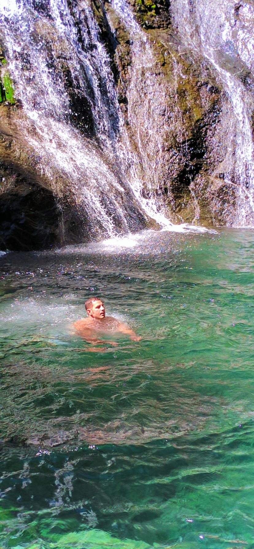 Rocky Brook Falls on Olympic Peninsula Things to Do