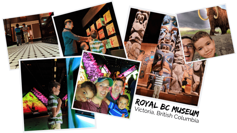 We have visited the Royal BC Museum with kids several times and keep returning. The changing special exhibits, including May: the great jaguar rises, are remarkable, as are the permanent exhibits. Perfect addition to a trip to Victoria, BC.