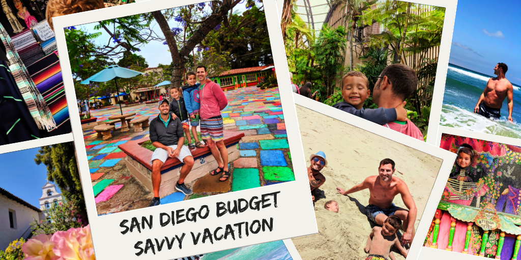 San Diego family vacation twitter