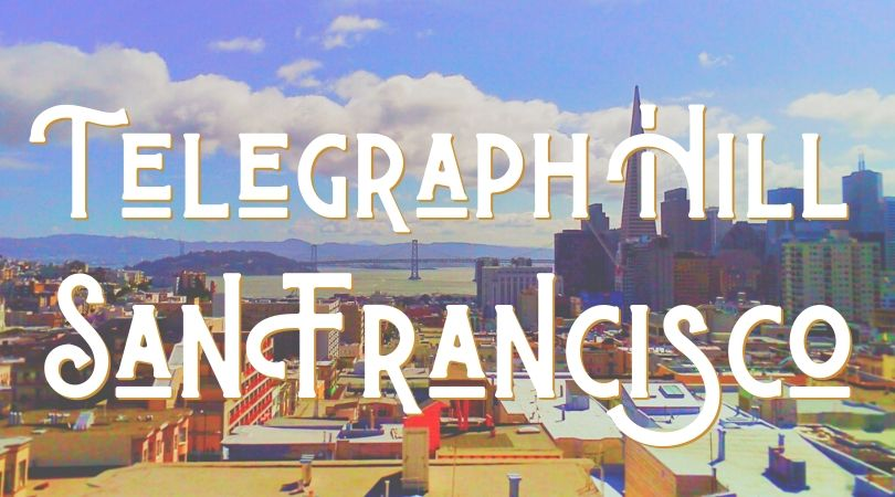 San Francisco Telegraph Hill Landing