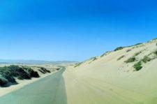 Sandy road at Guadalupe Nipomo Dunes Preserve Santa Maria Valley California 7