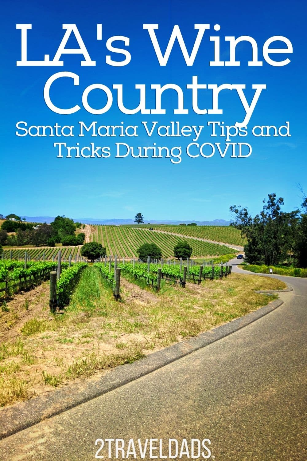 The Santa Maria Valley wine country is one of our favorite wine regions. During the COVID pandemic, LA's wine country is still open with precautions and new wine experiences. See hot to visit SMV wine country RIGHT NOW!