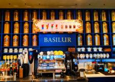 Serving counter at Basilur Tea the Source OC Buena Park California 1