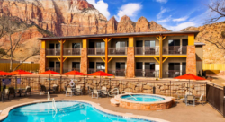Springdale Utah Hotel Best Western Plus Zion Canyon Inn