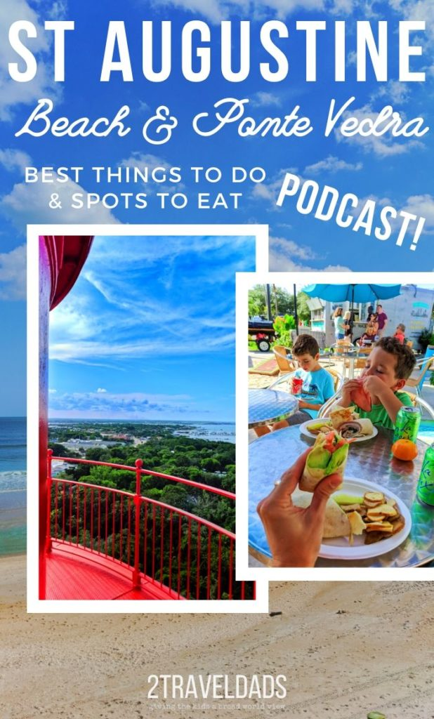 Beyond historic St Augustine there are tons of beaches and cool sights to see all around the area. Whether you're into alligators or want to visit an obscure National Park site, we've got the scoop on it all. And we've got some great restaurant picks too!