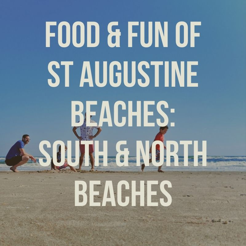St Augustine Beaches Podcast