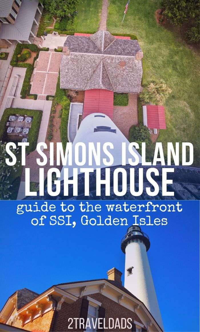 The St Simons Island Lighthouse is a great stop on a Georgia Coast road trip. The Golden Isles are full of family fun, and this guide to the lighthouse and waterfront will help you plan a great day in Coastal Georgia.