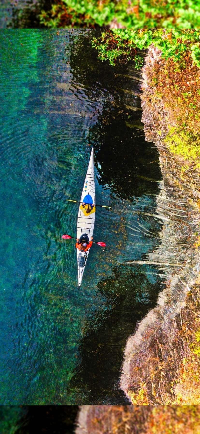 Stuart Island Kayaking in the San Juans