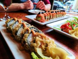Sushi at HaNa Capitol Hill Seattle 1