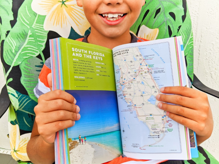 Taylor Family Road Trip Planning Florida Keys Moon Guides Open Road Best USA Road Trips 1