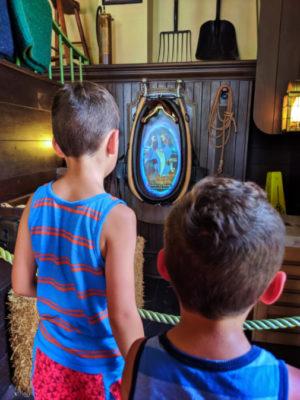 Taylor Family Sorcerers of the Magic Kingdom Main Street USA Magic Kingdom Disney World Florida 2