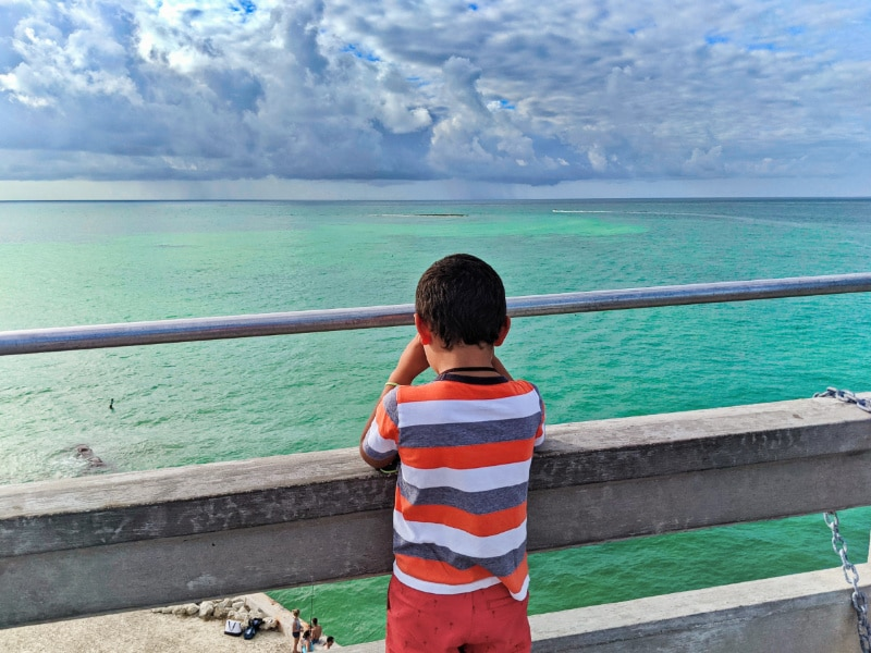 Taylor Family at Bahia Honda State Park Big Pine Key Florida Keys 2020 1