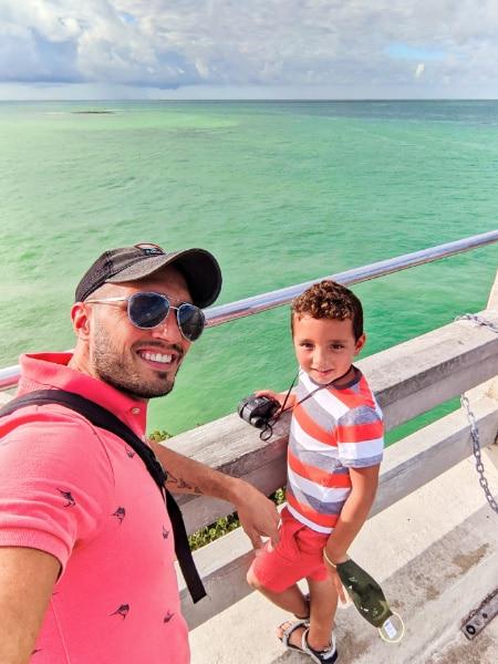 Taylor Family at Bahia Honda State Park Big Pine Key Florida Keys 2020 3