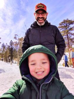 Taylor Family at Bryce Canyon National Park Utah 3