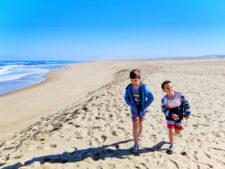 Taylor Family at Guadalupe Nipomo Dunes Preserve Santa Maria Valley California 3