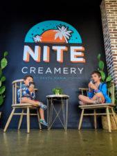 Taylor Family at Nite Creamery Santa Maria Valley California 5