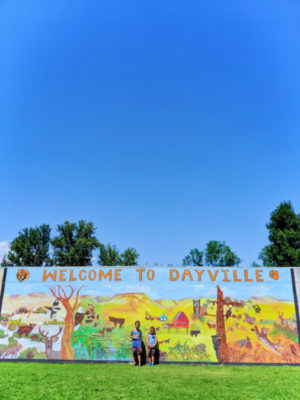 Taylor Family in Dayville Oregon 2