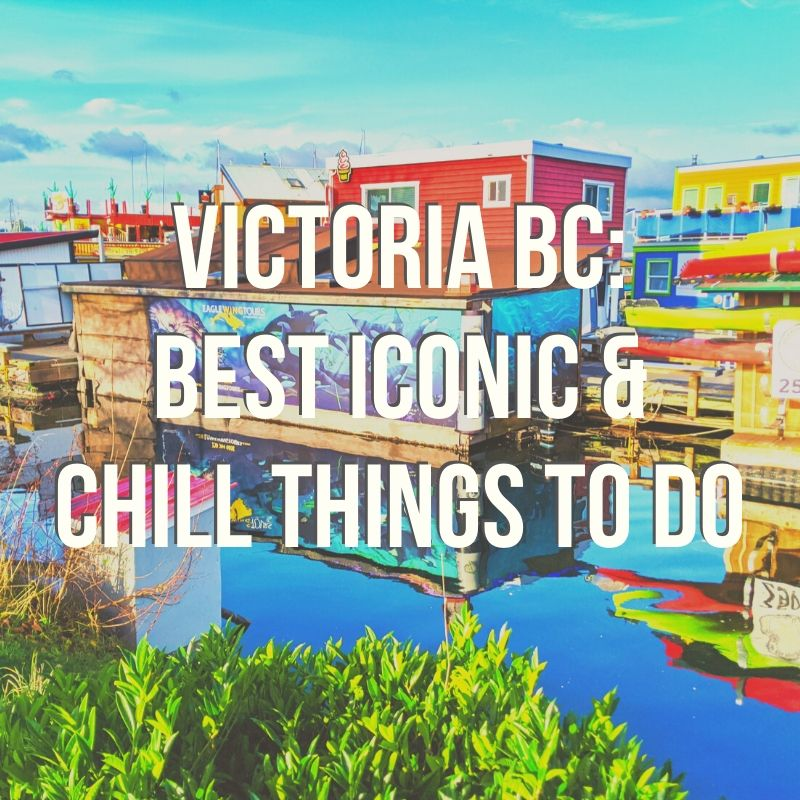In this episode we talk about the most iconic and interesting places to visit in Victoria BC.We're chatting about everything from touring parliament to biking up-island to the Butchart Gardens. #Victoria #BritishColumbia #Canada