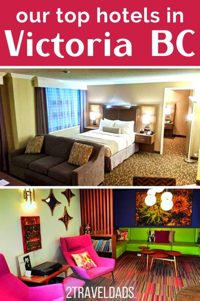 These are our top picks for hotels in Victoria BC based on our personal experiences. From family friendly and budget hotels to luxury stays where you never need to leave the property, these are great recommendations for year round trips to Victoria.