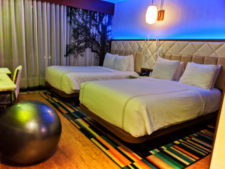 Two Queen fitness room in EVEN Hotels Times Square South New York City 2
