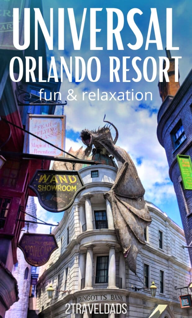 Universal Orlando Resort is both fun and relaxing if you know how to visit and split your time. From the best rides to exploring the Wizarding World of Harry Potter, this is a great guide to an unforgettable Universal vacation.