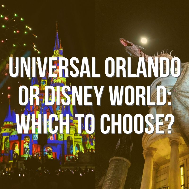 Have you considered which is better for your trip to Florida? Universal Orlando or Walt Disney World? We break them down, from the fun to the ease of transportation. We have our favorite attractions and lands, and we break it all down. Digging into the Wizarding World of Harry Potter as well as Pandora in Disney's Animal Kingdom, we talk through it all to help you decide which is the better option for you (and which we'd pick to go back to).
