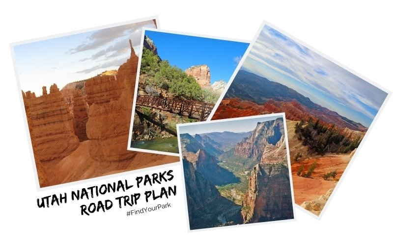 Starting in Las Vegas, a Utah National Parks road trip through Zion, Bryce, Cedar Breaks and more is a perfect spring break family vacation. Includes desert and history stops in Las Vegas and beyond.