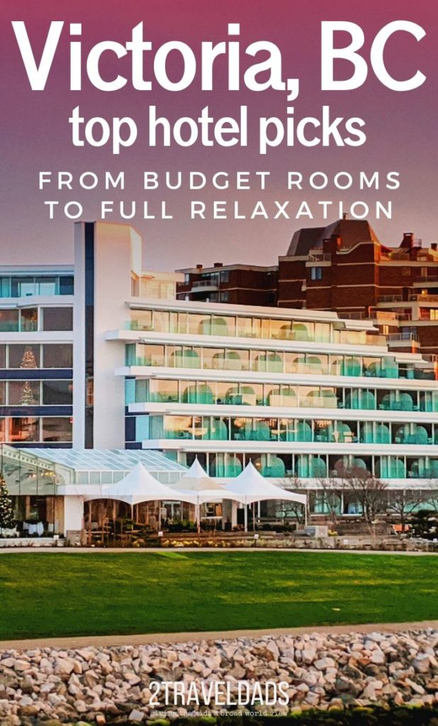 After 8 trips to Victoria BC, we know where to stay. We review our favorite hotels in Victoria, BC, from budget friendly to top tier. We suggest some unique accommodations as well as trusted travel brands with hotels in Victoria. We have some really great recommendations!