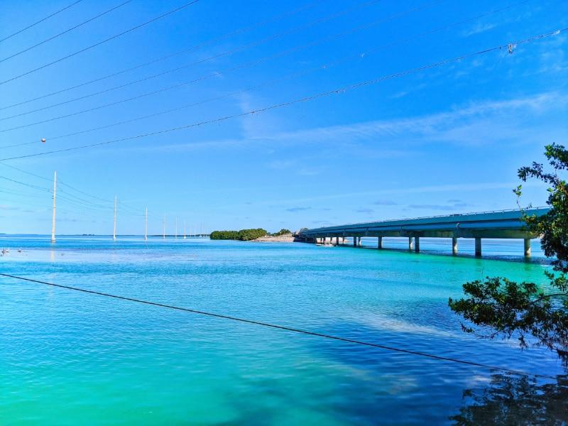 View from Robbies of Islamorada Florida Keys 2020 1