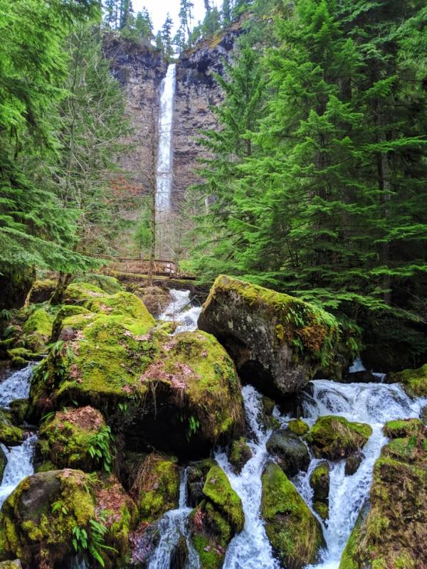 Watson Falls Umpqua National Forest Oregon 3