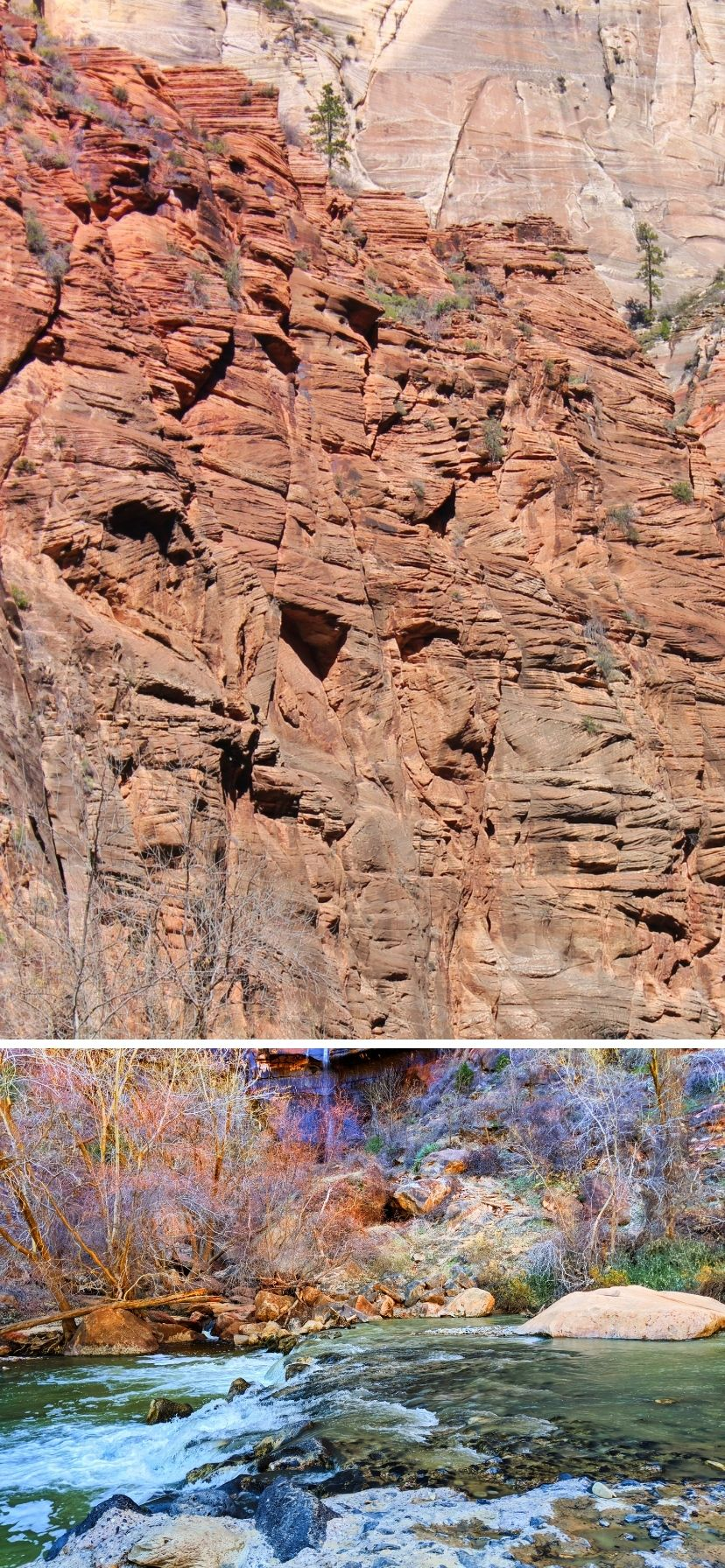 Best hikes in Zion National Park include difficult and kid-friendly hiking. The Narrows, Zion Overlook, Emerald Pools and hiking in Kolob Canyons are just a few. These are the top hikes in Zion NP, UT