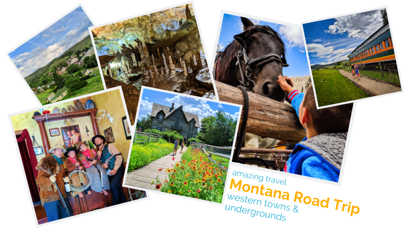 Montana roads are amazing and Western Montana is perfect for a road trip vacation. Dude ranches and mountain hiking, science and scenery.