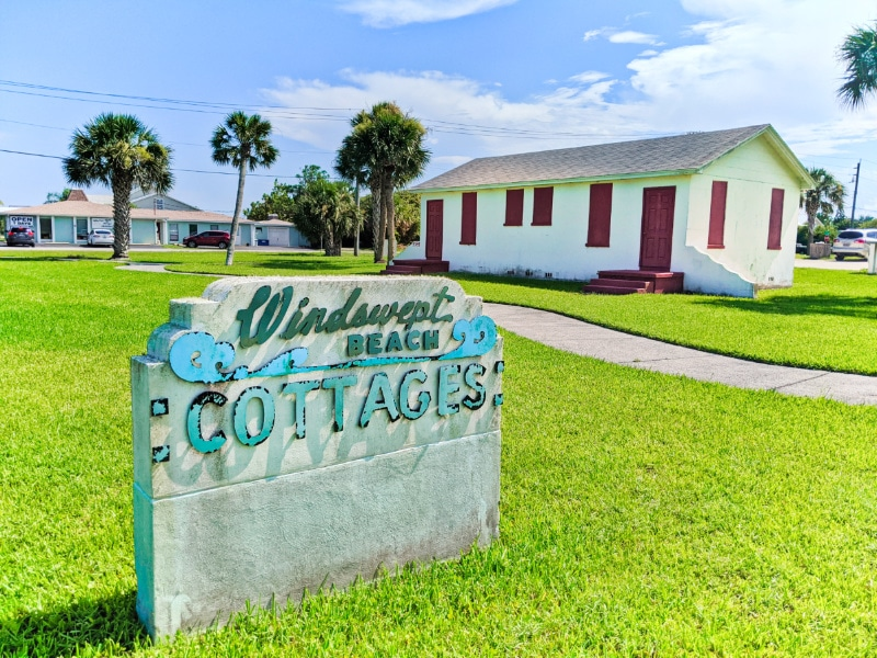 Windswept Beach Cottages Butler Beach Saint Augustine Florida 1