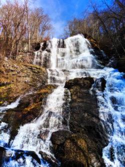 Winter at Amicalola Falls State Park Georgia 4