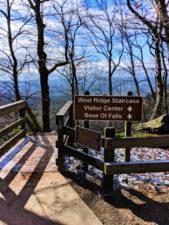 Winter at Amicalola Falls State Park Georgia 5
