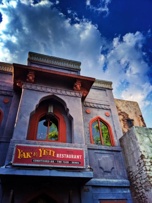 Yak and Yeti Restaurant in Disneys Animal Kingdom Disney World Orlando Florida 1