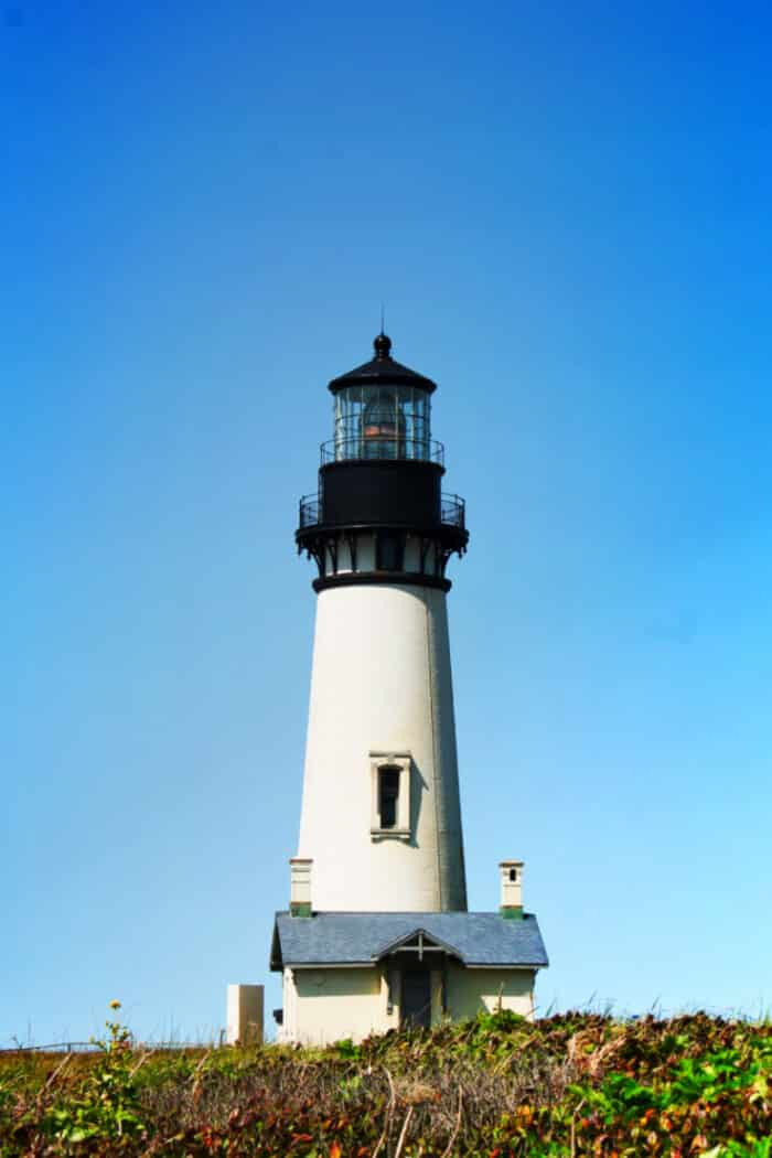 Yaquina Head Lighthouse Oregon Coast 4