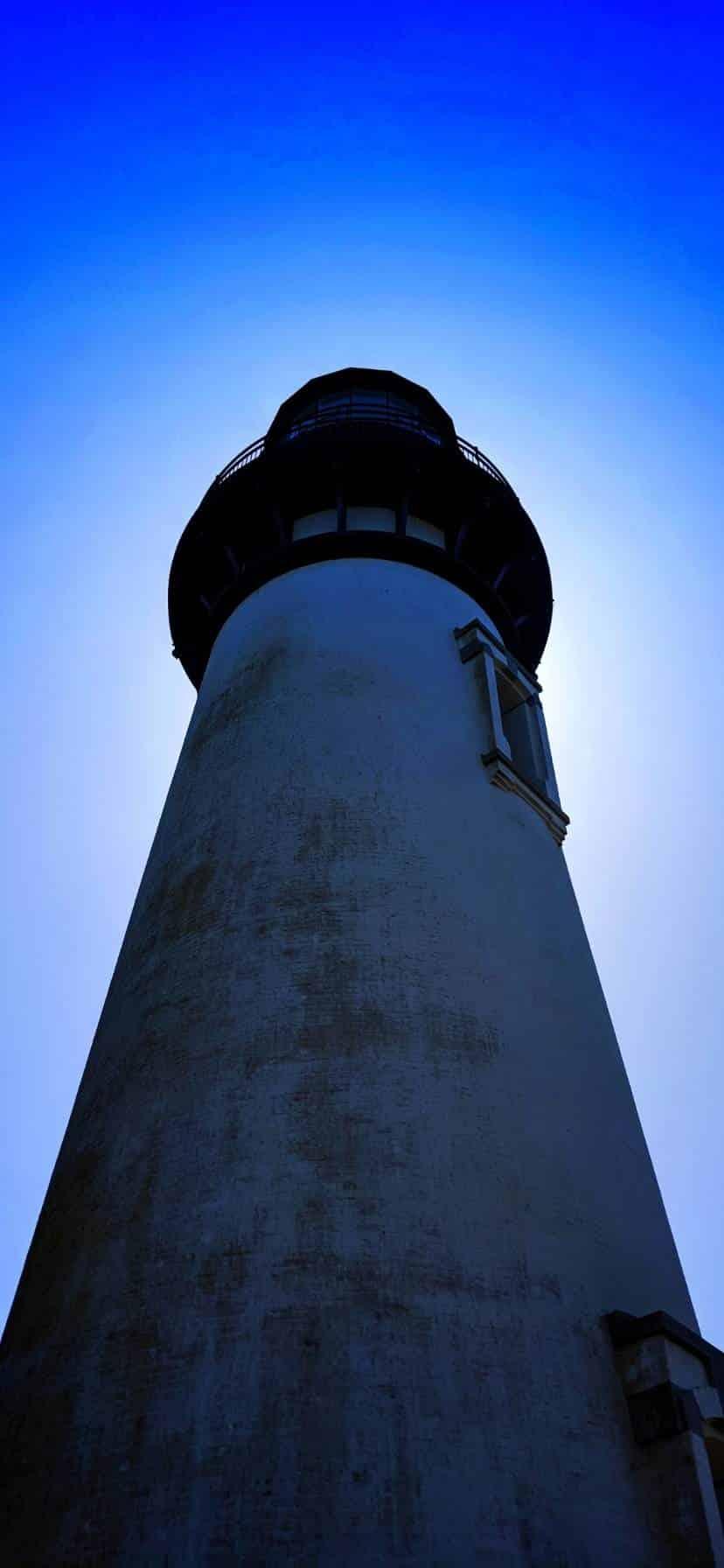 Yaquina Head Lighthouse Oregon Coast Road Trip